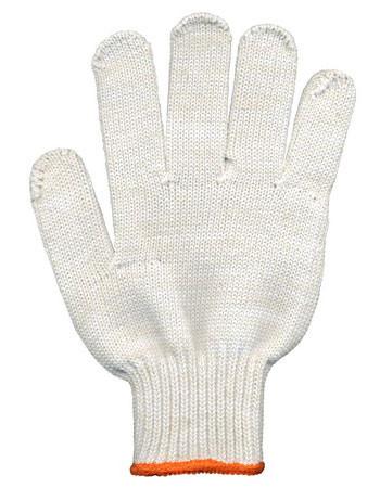 Рабочие перчатки без ПВХ (6 нитей)