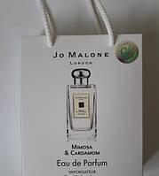 Мини парфюм Jo Malone Mimosa And Cardamom в подарочной упаковке 50 ml