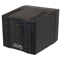 Powercom Стабилизатор напряжения TCA-1200 Black