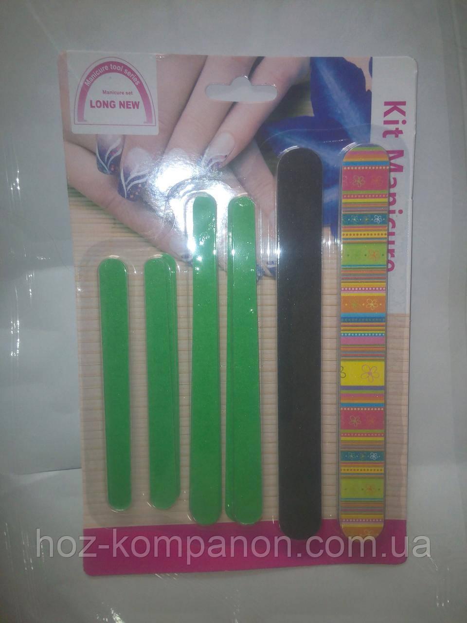Набор пилочек для ногтей