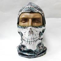 Балаклава маска с черепом ACU WN-05
