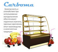 Отличия кондитерских витрин Carboma