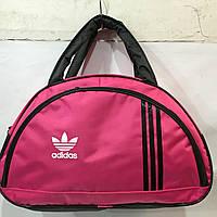 Спортивная сумка для фитнеса Adidas. Высокое качество. Прочная сумка для спортзала и поездок  оптом