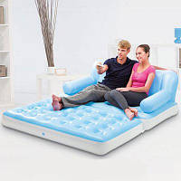 Надувной диван-трансформер 5 в 1 Bestway 75038