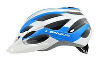 Шлем Longus AVIAX бел/синий, разм L/XL