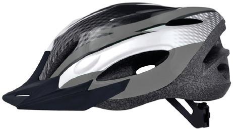 Шлем Longus MAXVENT серый, разм S/M