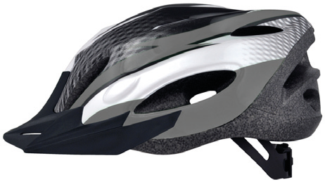 Шолом Longus MAXVENT сірий, розмір S/M