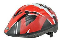 Шлем Longus KIDS красный, разм 53-56см