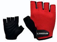 Перчатки SOFTY красные, разм L
