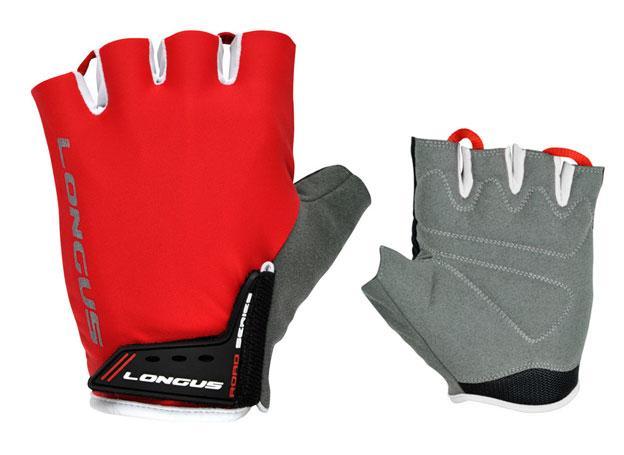 Перчатки RACERY красн, разм XL