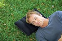 Надувная подушка - подголовник Intex, 68671 (32*48*9 см)