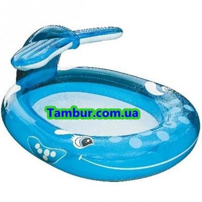 Детский надувной бассейн  INTEX (208 СМ Х163 СМ Х 99 СМ)