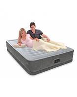 Надувная односпальная кровать  Intex 67766 (99*191*33 см)
