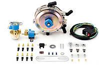 Миникомплект Lovato вакуумный до 90 кВт (редуктор, газовый клапан, переключатель, бензиновый клапан)