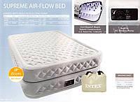 Надувная односпальная кровать Intex  66964 (99*191*51 см)