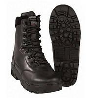 Ботинки тактические кожаные Mil-Tec
