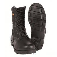 Ботинки тропические Mil-Tec Panama черные
