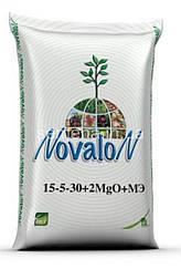 Новалон 15-5-30+2MgO+3S+МE  1 кг