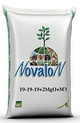Новалон 19-19-19+2MgO+1,5S+МE  25 кг