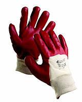 Перчатки с покрытием поливинилхлоридом «Redpol» код. 0107000999100