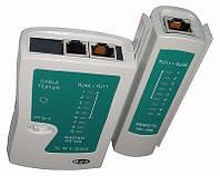 Atcom Тестер  для локальной сети  NS-468N RJ45/RJ12 (элемент питания в комплекте)