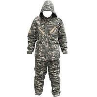 Зимний камуфляжный костюм ACU (флис)