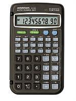 Assistant Калькулятор AC-3102; инженерный, 8 мантиссы + 2 экспоненты, 56 функций, элемент питания, 127 х 74 х 12 мм
