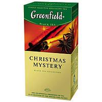 Чай  Greenfield Christmas Mystery пакетированный 25пак.