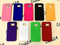 Пластиковый чехол для Samsung Galaxy S6 (9 цветов)