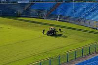 Подогрев грунта футбольных полей