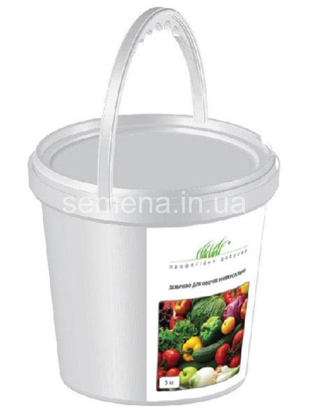 Удобрение для овощей Универсальное  5 кг