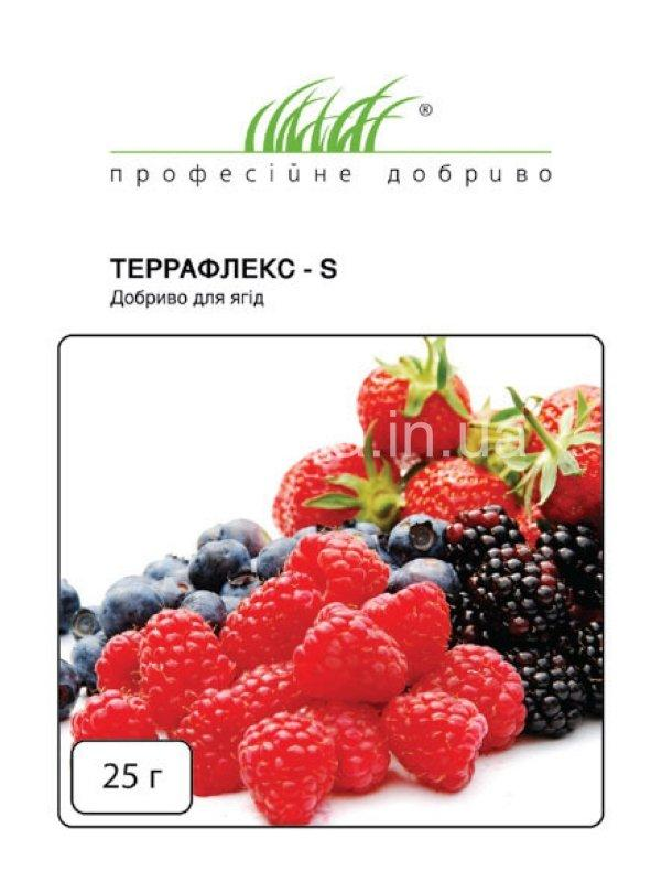 Террафлекс - S Удобрение для ягод  25 г