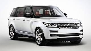 Тюнинг Range Rover Vogue L405 (2012+)