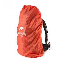 Накидка на рюкзак M (30-50 л) оранжевый