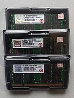 Transcend DDR2 2Gb 6400 800 2G SODIMM для ноутбука