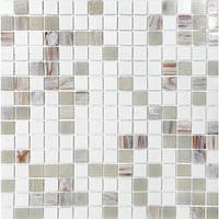 Декоративная мозаика с авантюрином Vivacer GLmix 44