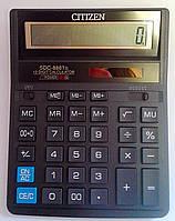 Калькулятор SDC-888TII Citizen Япония