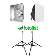 Набор постоянного студийного света Falcon LH-ESB5050K, 8х28w, 1120 Вт, 5500К