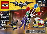 Конструктор Лего Lego Batman Movie Побег Джокера на воздушном шаре 70900