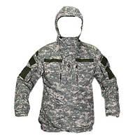Куртка горка зимняя ACU rip-stop