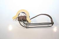 Луза выкатная силумин (Скоба фигурная,выкатная, сетка-х/б)