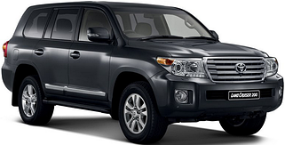 Тюнинг Toyota Land Cruiser 200 (2007-2015)