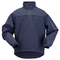 Куртка софтшелл 5.11 Chameleon темно-синяя