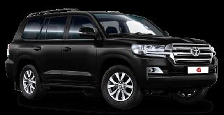 Тюнинг Toyota Land Cruiser 200 (2015-2020)