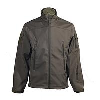 Куртка софтшелл Chameleon черная