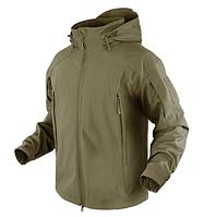 Куртка софтшелл Condor Element Tan