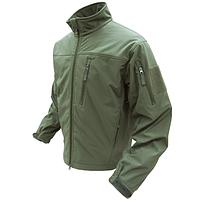 Куртка софтшелл Condor Phantom OD