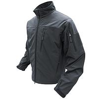 Куртка софтшелл Condor Phantom черная
