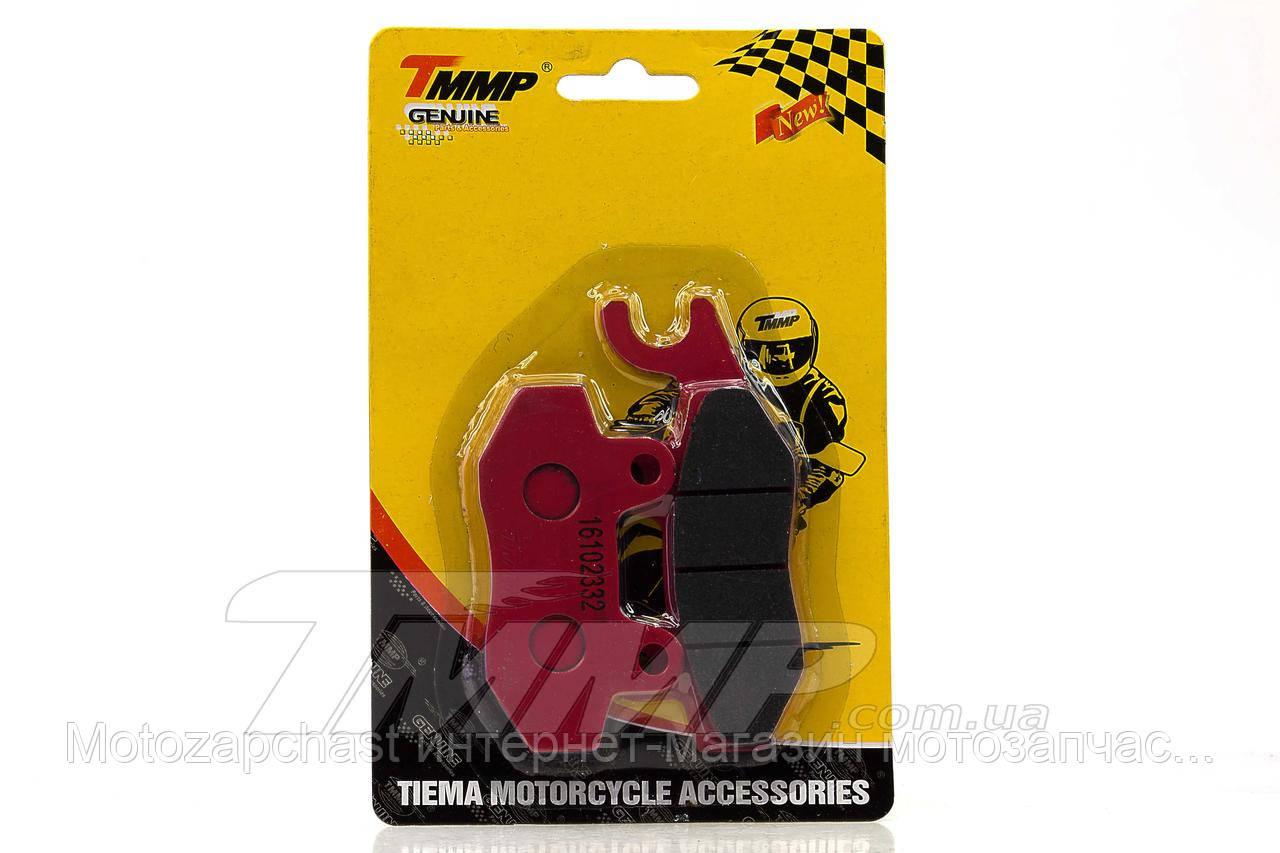 Колодки тормозные Viper Active TMMP RACING - Motozapchast интернет-магазин мотозапчастей в Харькове