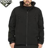 Куртка софтшелл Condor Summit черная